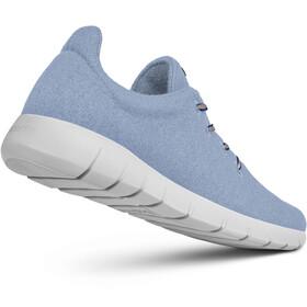 Giesswein Merino Runners - Chaussures Femme - bleu